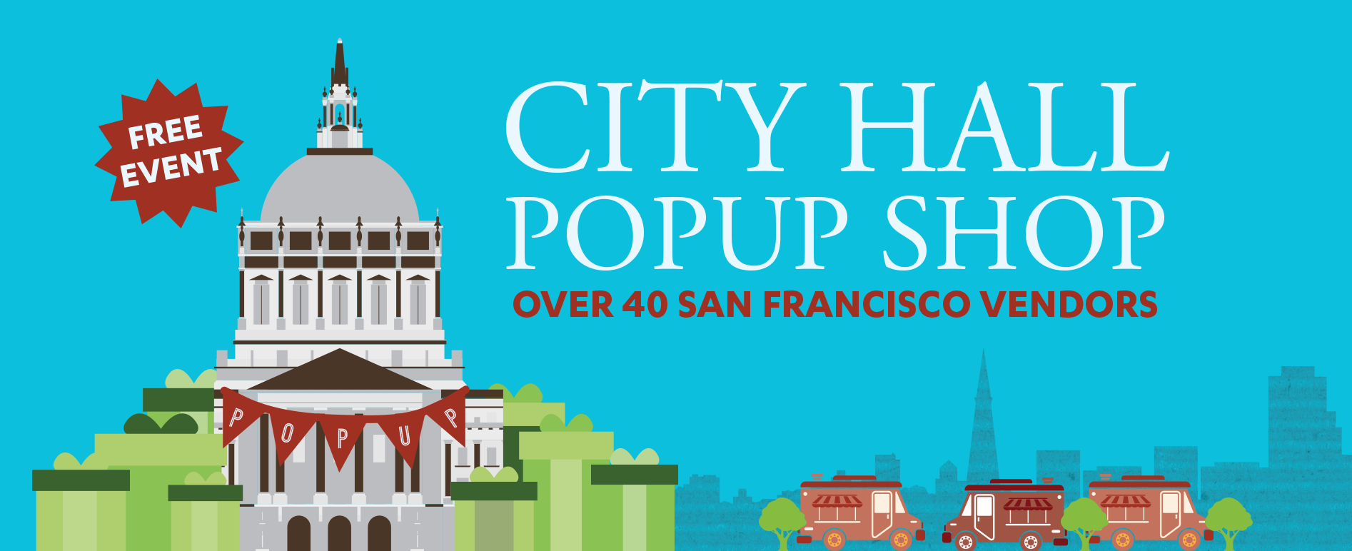 City Hall Popup Shop