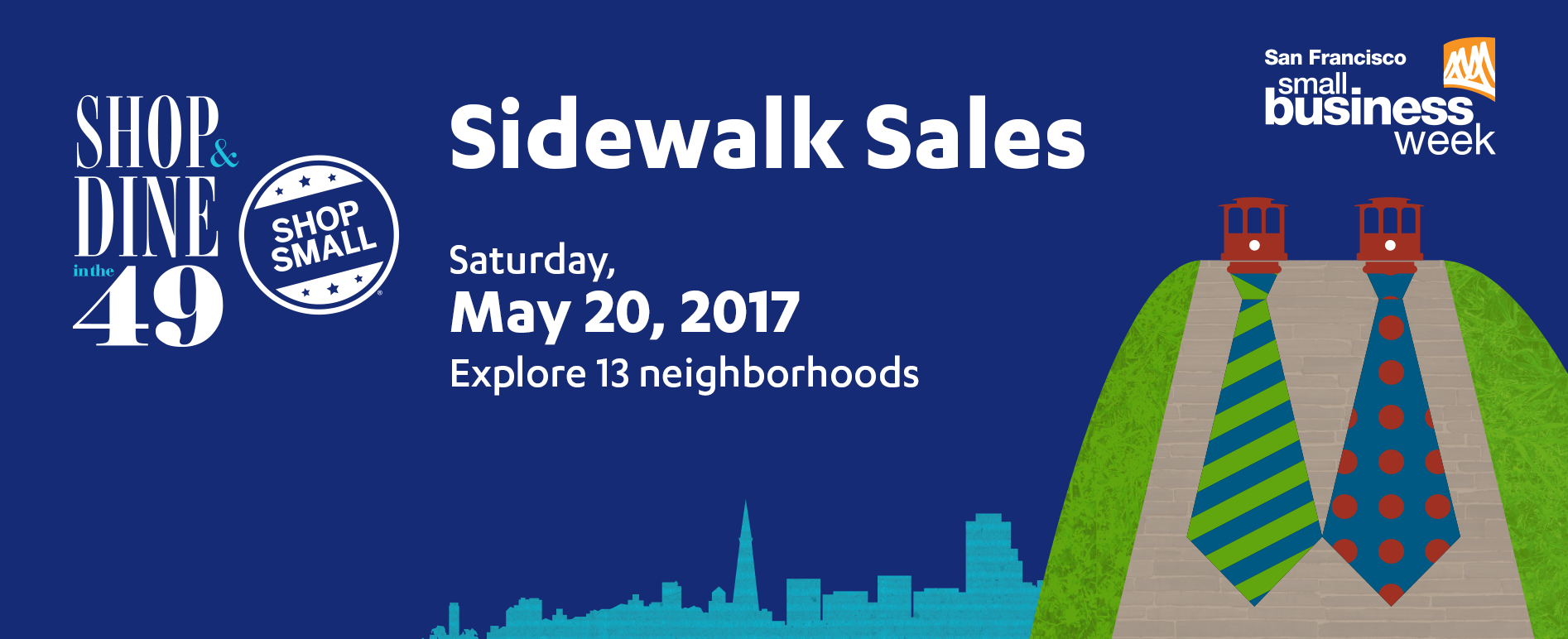 SD49 Sidewalk Sale