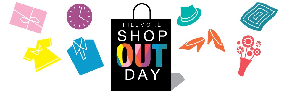 Fillmore Merchants Host Shop OUT Day August 26 to Benefit SF LGBT Center